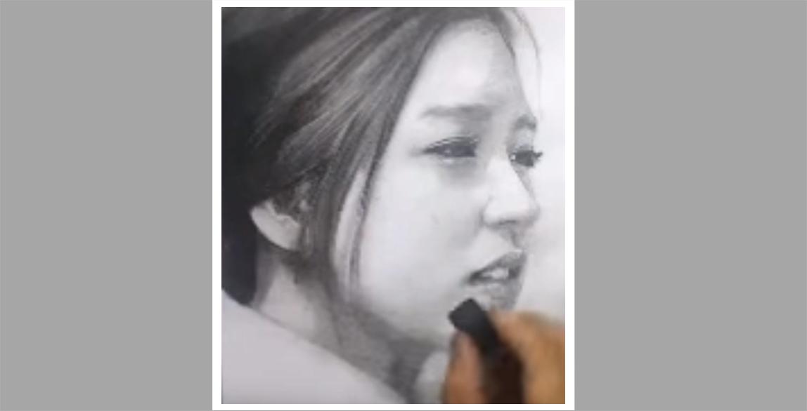 Học vẽ chân dung az ( Có giáo viên hỗ trợ )